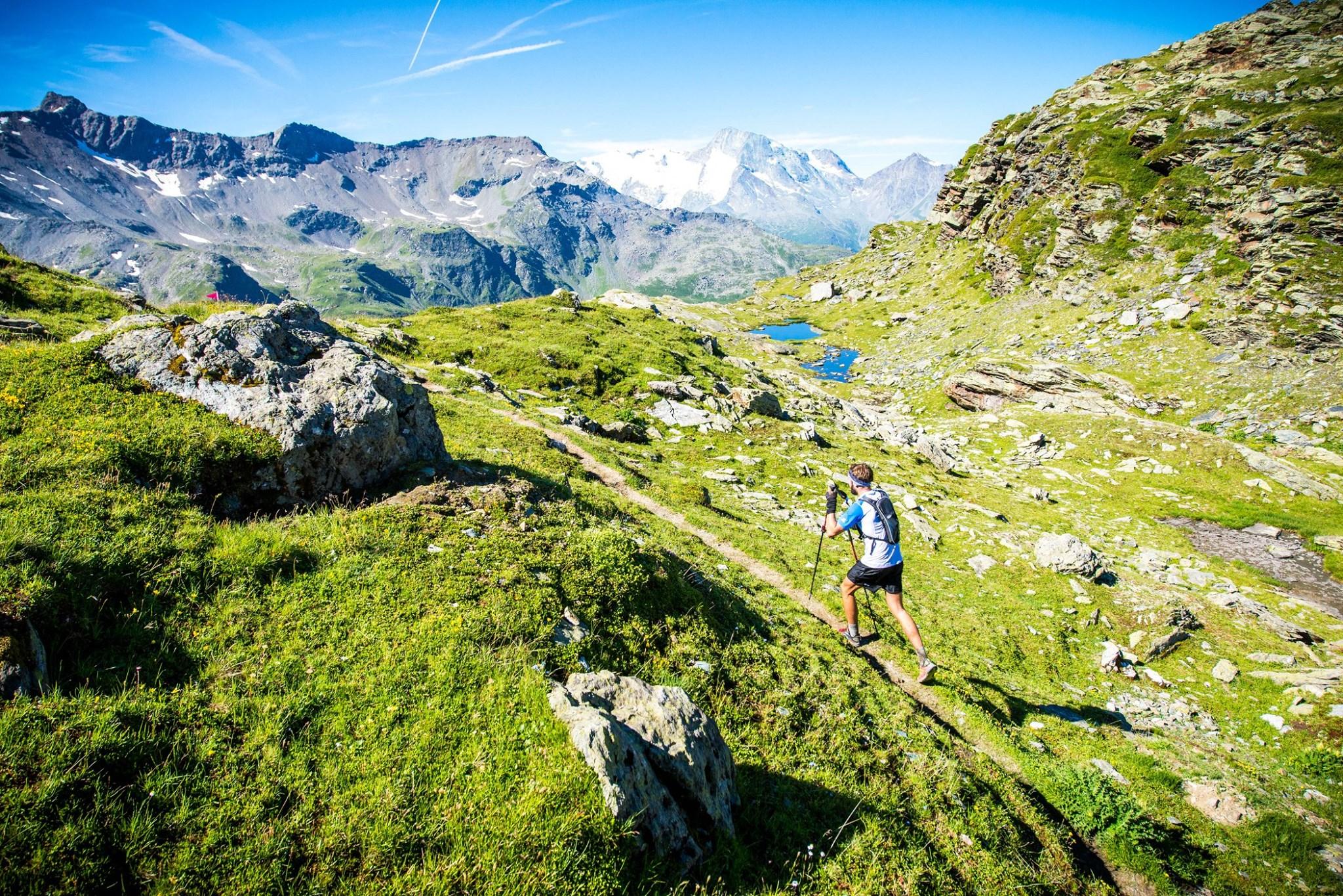 Trail de la Rosière